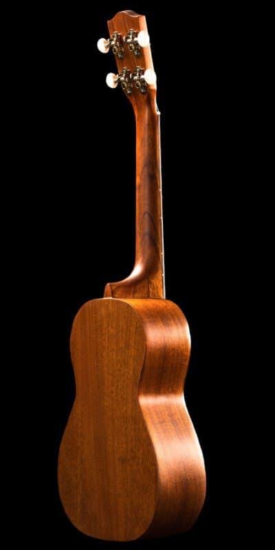Ohana ukuleles all solid mahogany concert back CK 25