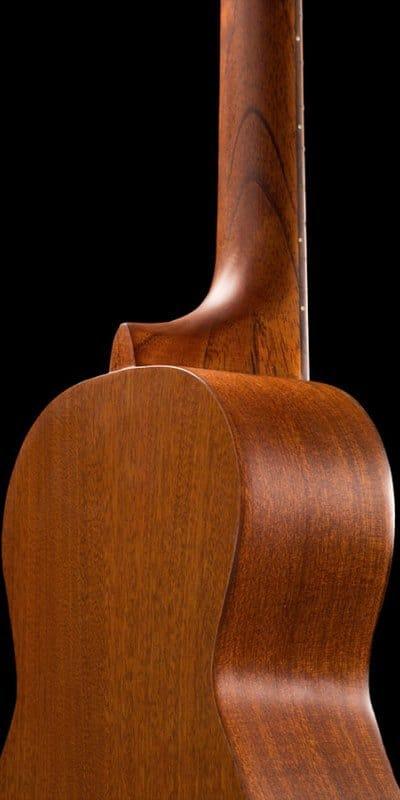Ohana ukuleles all solid mahogany concert back zoom CK 25