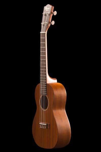 all solid mahogany concert ukulele front CK 25 Ohana ukuleles