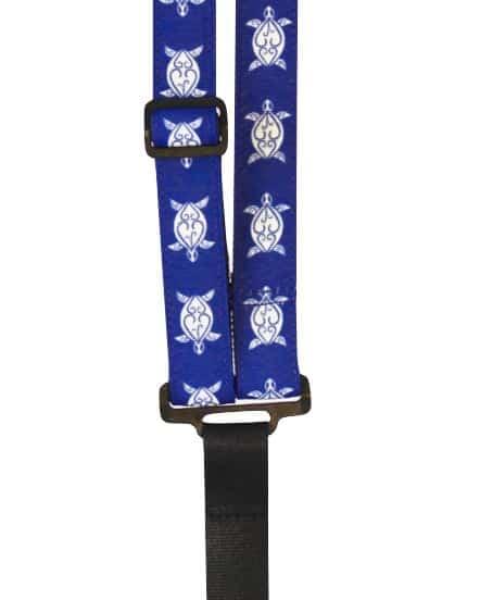 blue turtle uke strap