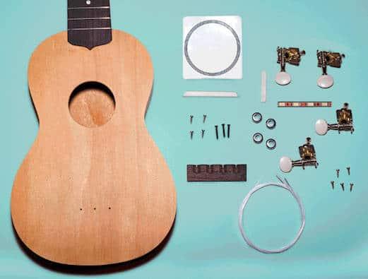 ukulele kits