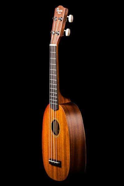 Ohana ukuleles pineapple shape mahogany soprano PK 10 front
