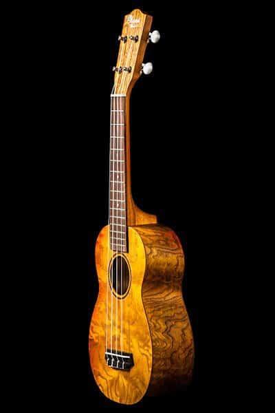 Ohana ukuleles willow soprano SK 15WG front