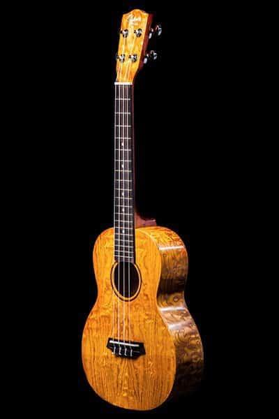 Ohana ukuleles willow tenor front TK 15WG