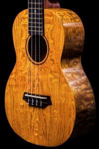 Ohana ukuleles willow tenor front zoom TK 15WG