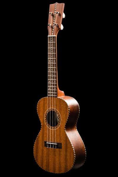 nunes style premium mahogany concert front CK 28 Ohana ukuleles
