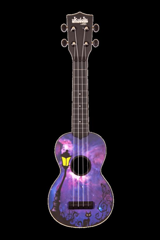 soprano ukulelew