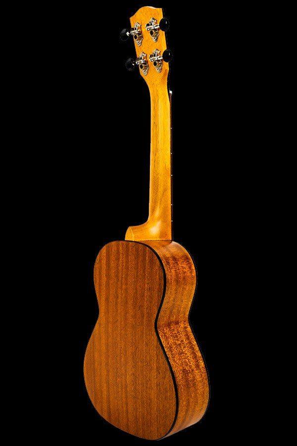 ohana ck 14cl synthia lin signature ukulele concert back