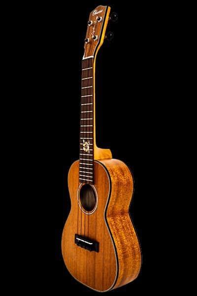 ohana ck 14cl synthia lin signature ukulele concert front