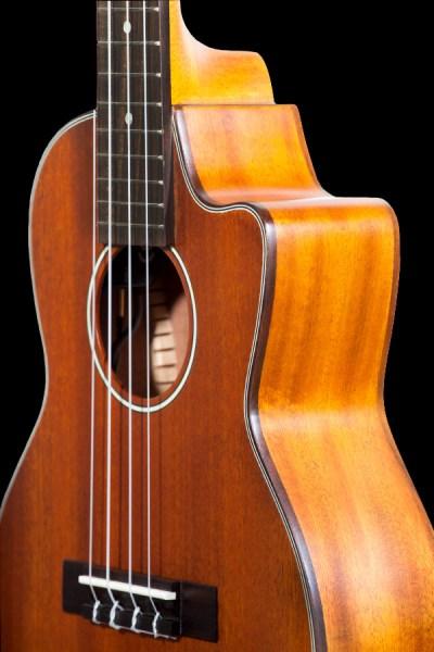 ohana left hand tenor ukulele