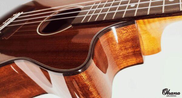 ohana bk 35cg baritone ukulele with cutaway header