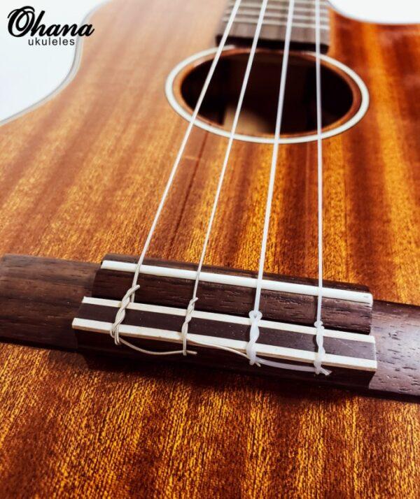 ohana bk 35cg wound string detail