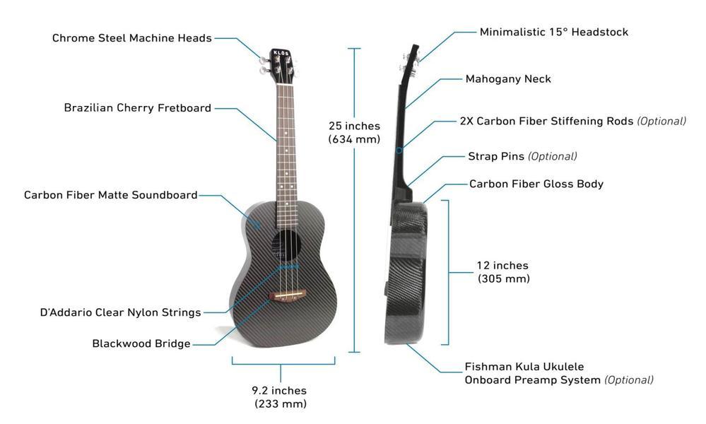 klos ukulele