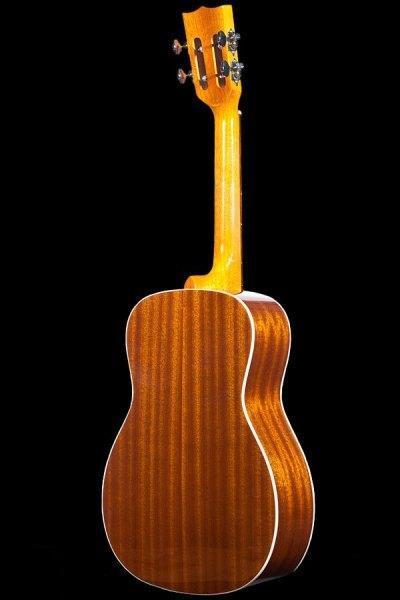 Ohana solid Spruce and Mahogany tenor scale baritone BKT 70G